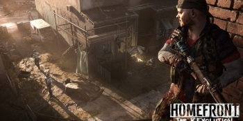 How Crytek has imagined Homefront: The Revolution as a modern guerrilla war on U.S. soil (interview)