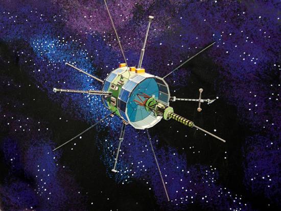 IEEE-3 Satellite