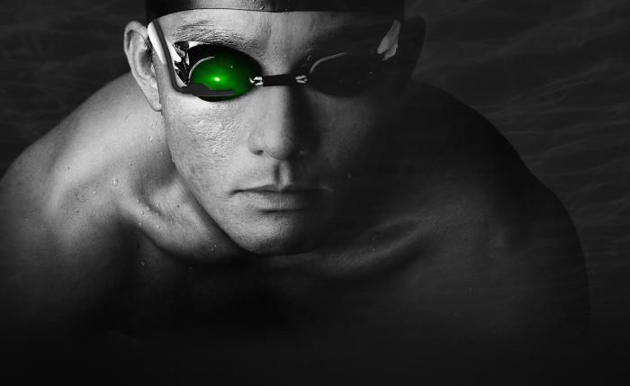 iolite swimmer