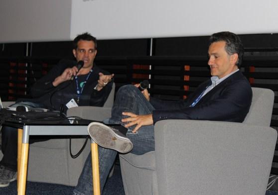 John Stokes and Alain Tascan