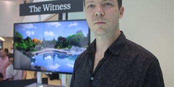 Jonathan Blow wants The Witness to deliver adventure gameplay that doesn't suck
