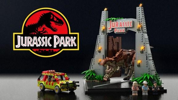 Lego's making Jurassic Park and Avengers games | GamesBeat