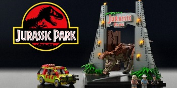 Lego's making Jurassic Park and Avengers games