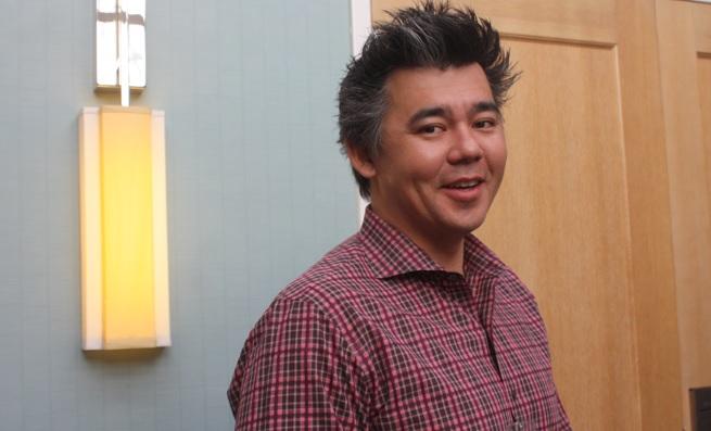 Andrew Sheppard, president of Kabam Studios