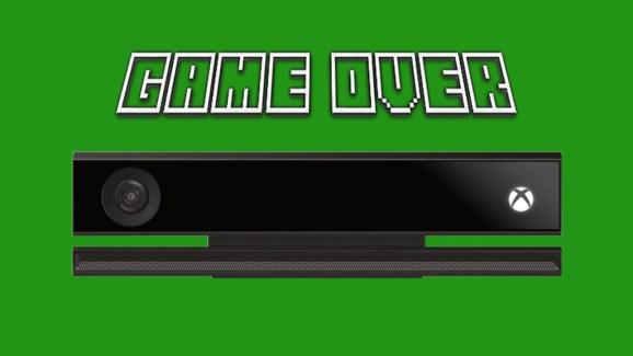 Kinect Game Over