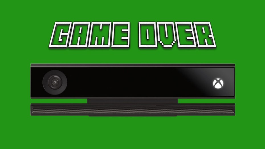 Kinect Game Over