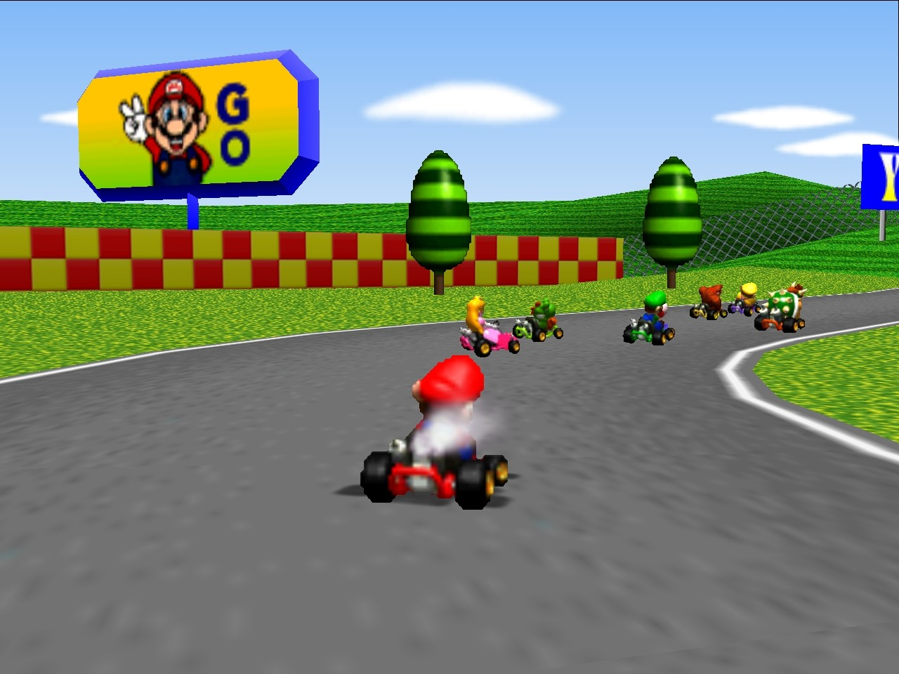 Mario Kart 64 Drifts Into Wii U S Virtual Console Store Venturebeat