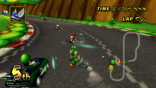 The Complete History Of Mario Kart Page 3 Of 3 Venturebeat