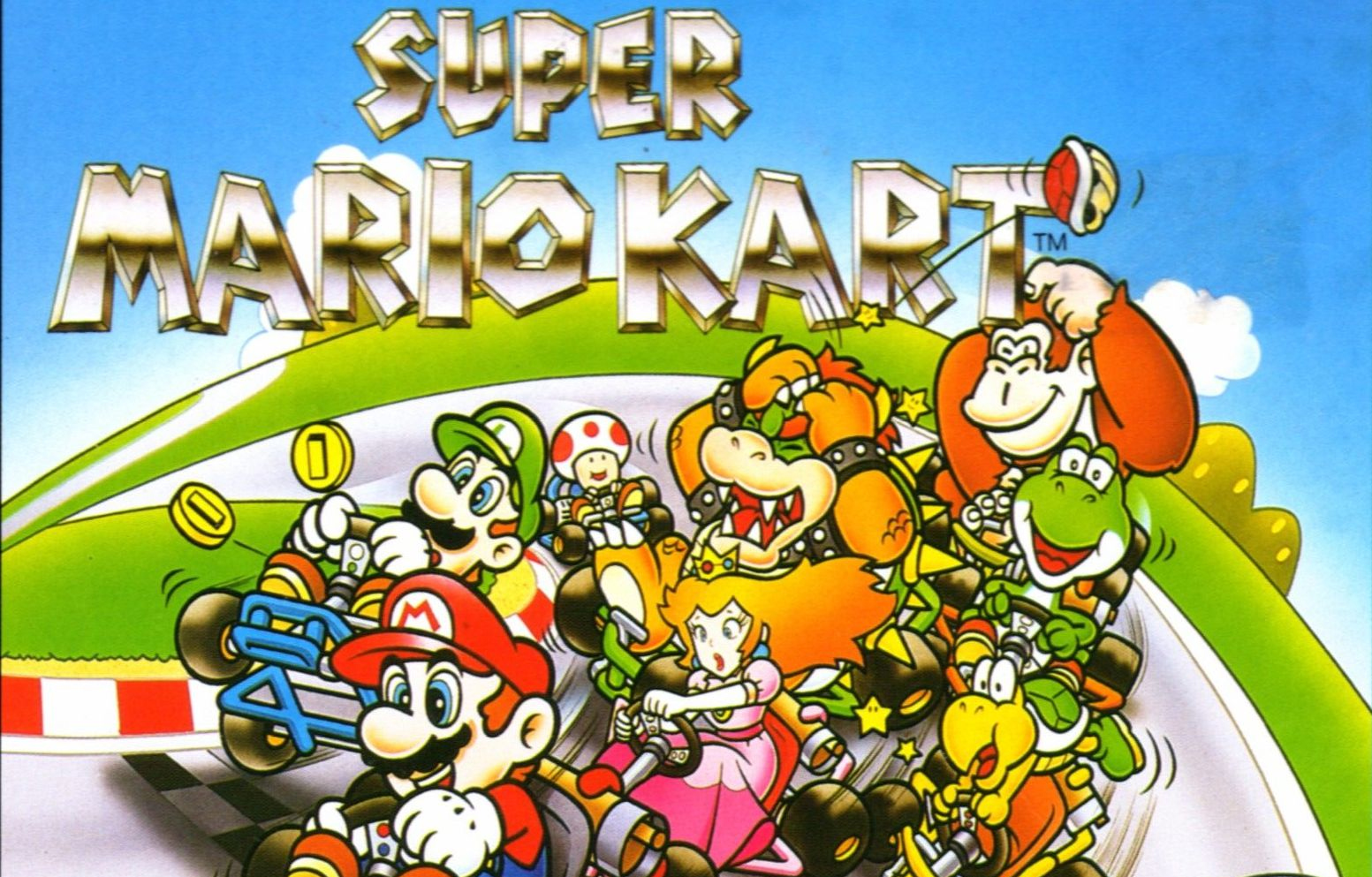 The Complete History Of Mario Kart Venturebeat