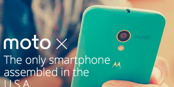 Pre-Lenovo takeover, Google shuts down Moto X factory in Texas