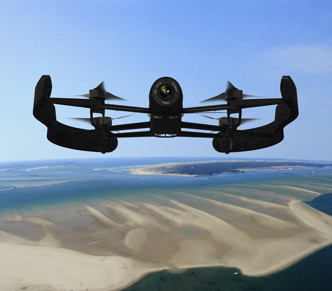 French hardware maker Parrot has been finding success overseas with its drones.