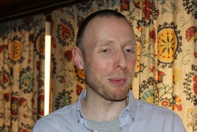 Paul Rustchynsky, game director of Drive Club