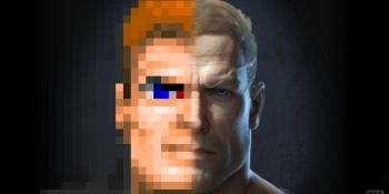 From pixels to polygons: 2D characters get three-dimensional