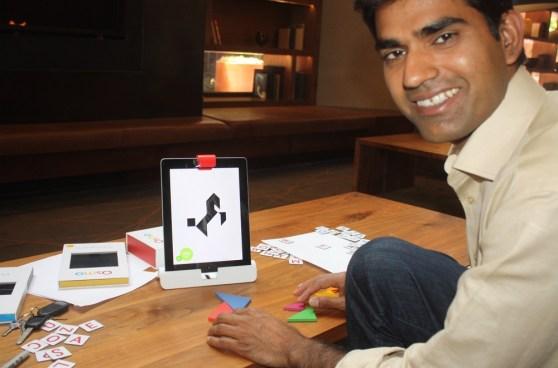 Pramod Sharma of Tangible Play