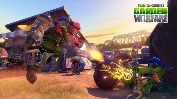 Plants vs. Zombies: Garden Warfare PS4