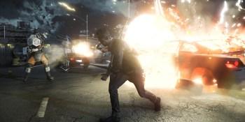 Alan Wake developer's next game, Quantum Break, won't hit Xbox One this year