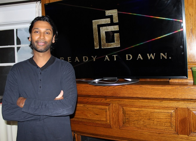 Ru Weerasuriya, creative director of The Order: 1886.