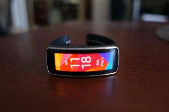 Samsung Gear Fit 6
