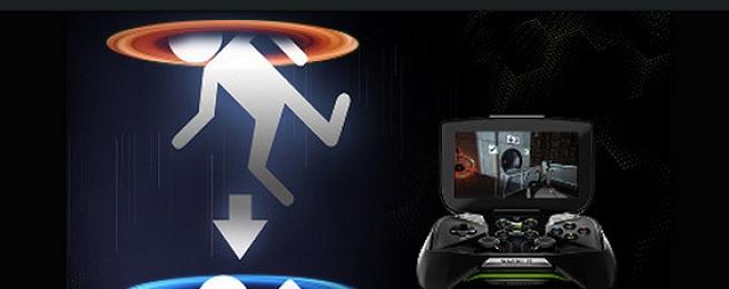 Half-Life 2 comes to Nvidia's Shield portable game machine