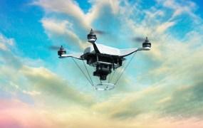 An autonomous Skycatch drone