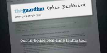 DataBeat Lightning Talk: How The Guardian serves out real-time data for 500 employees
