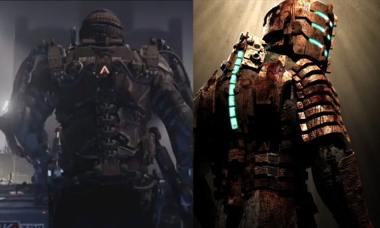 Nothing will intimate your enemies more than a fake, robotic spine.