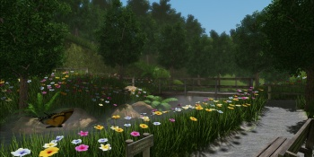 Australian studio using Unreal Engine 4 and Kinect 2 to provide sensory therapy to dementia patients