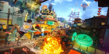 How Sunset Overdrive's music gives us the finger in the best way