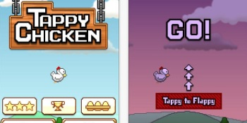 Epic Games launches Tappy Chicken to show off cross-platform Unreal Engine 4