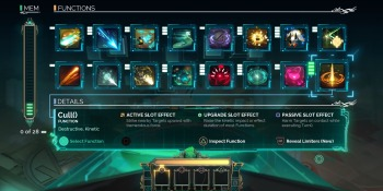 Transistor: Master complex skills and possible combos with this Function guide