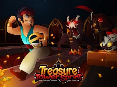 Treasure Tower Sprint