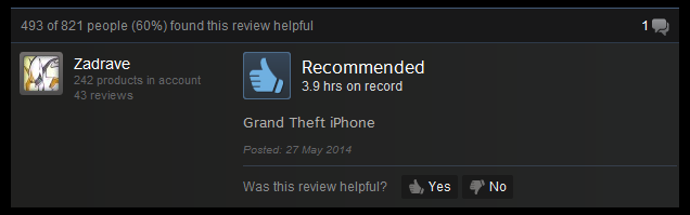 Watch Dogs Grand Theft iPhone