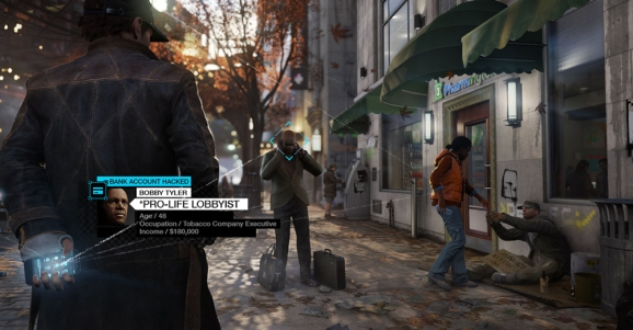 Watch Dogs Profiler Hack