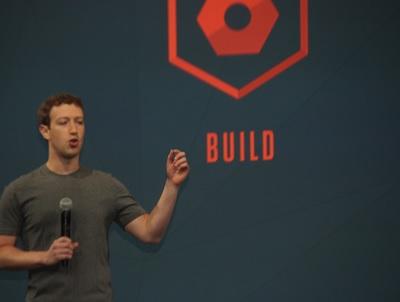 Mark Zuckerberg of F8