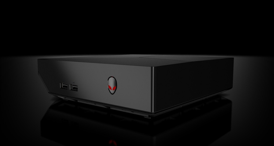 Alienware Refits Its Steam Machine With Windows And Will Launch It As A Living Room PC