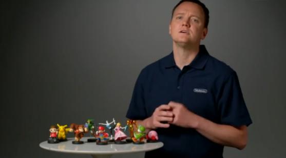Nintendo Amiibo set E3 2014
