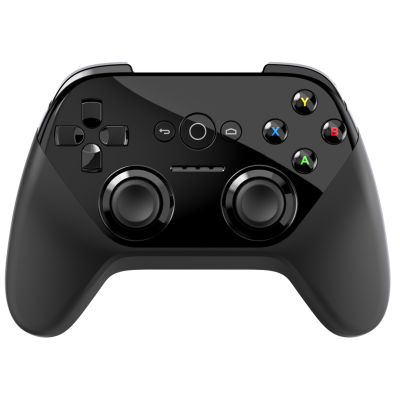 Google's Android TV controller looks like an Xbox One gamepad with