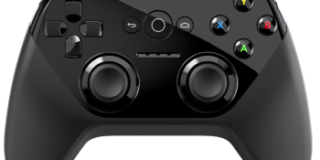 Google's Android TV controller looks like an Xbox One gamepad with PlayStation-style sticks