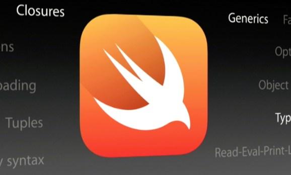 Apple-Swift-language
