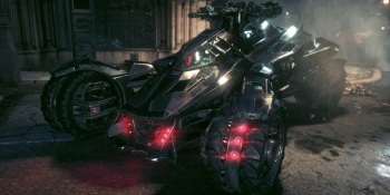 In Batman: Arkham Knight, the Batmobile really is a tank and the game world is five times bigger (hands-on preview)