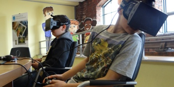 Oculus founder Palmer Luckey: Virtual reality will drive demand for high-end PCs