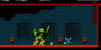Mega Man, Castlevania, and Mario: Digging through Shovel Knight's retro inspirations