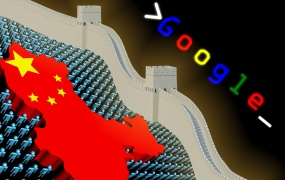 China blocks Google