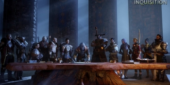 In Dragon Age: Inquisition, you can build (or ruin) friendships, appoint leaders, and create an all-pink army