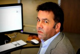 New Sleepy Giant CEO Diego Abba.