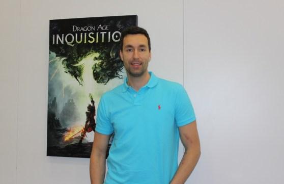 EA executive vice president Patrick Soderlund.