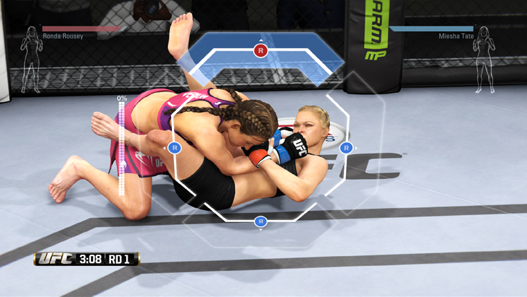 EA Sports UFC Submission
