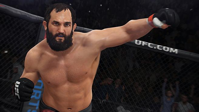 Best Xbox Controller >> EA Sports UFC is the best UFC game yet -- but that isn't saying much | VentureBeat
