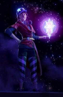 Fantasia guide character