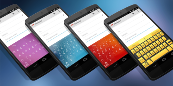 After going free, SwiftKey sees monthly users jump 54% & gets nearly 12M theme downloads